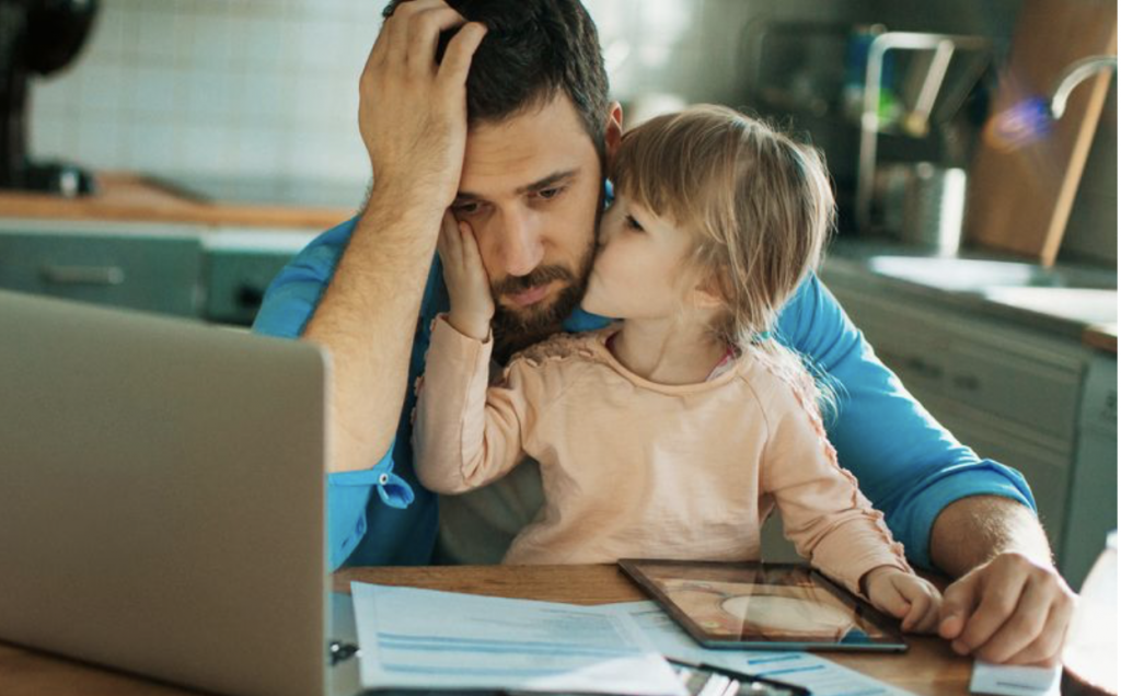 Struggling Financially Follow These Money-Saving Tips for Single Parents